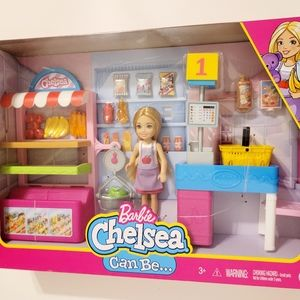 Barbie Chelsea Can Be Grocery Set